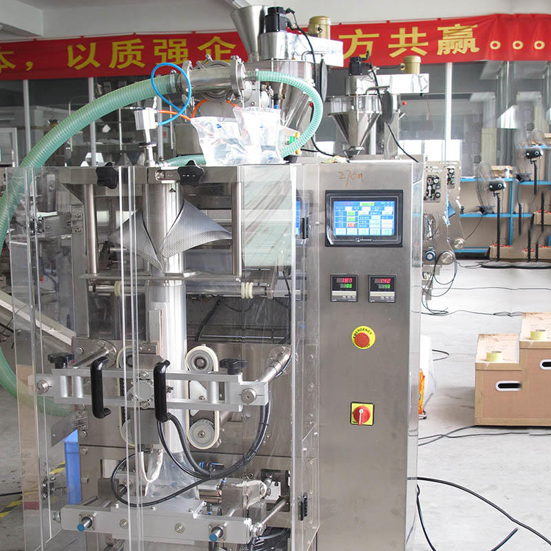 BAOPACK multifunction liquid filling sealing machine supplier for plant-1