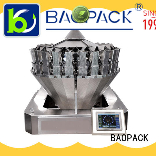 BAOPACK vertical vffs packing machine personalized for plant