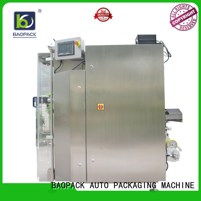 highspeed packing machine small personalized for plant