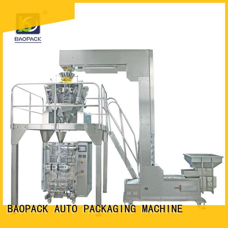 BAOPACK banana vffs packaging machine factory price for plant