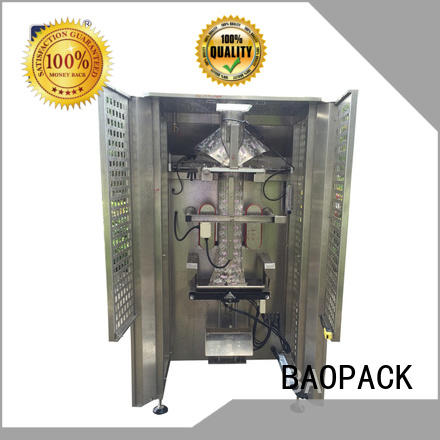 pouch packing machine price packaging roasted packing machine BAOPACK Brand