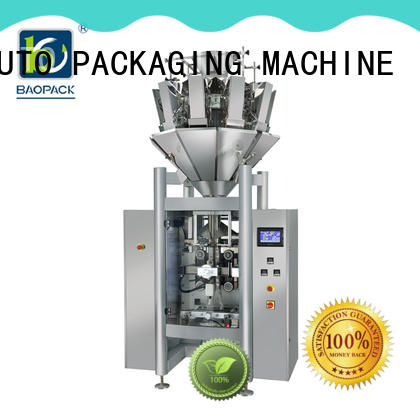BAOPACK maize vffs packing machine supplier for plant