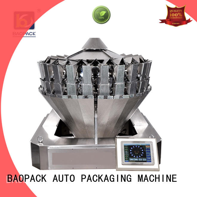 automatic vertical form fill seal machine combination personalized for chocolate