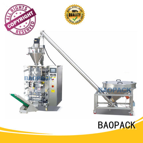 BAOPACK spice powder filling machine directly sale for industry