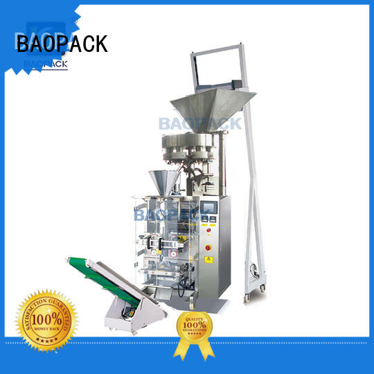 BAOPACK economic volumetric packing machine inquire now for commercial