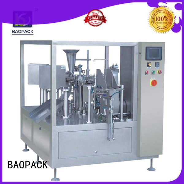 BAOPACK beans packaging machine supplier for industry