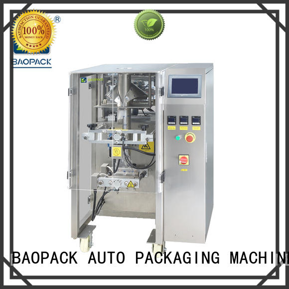 BAOPACK candies pouch packing machine factory price for commercial