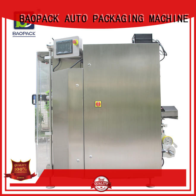 BAOPACK design auto packaging machine supplier for plant