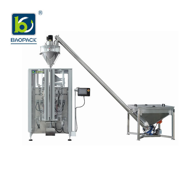 BAOPACK-Manufacturer Of Pillow Bag Packaging Machine Baopack New High Premium Quadro-1