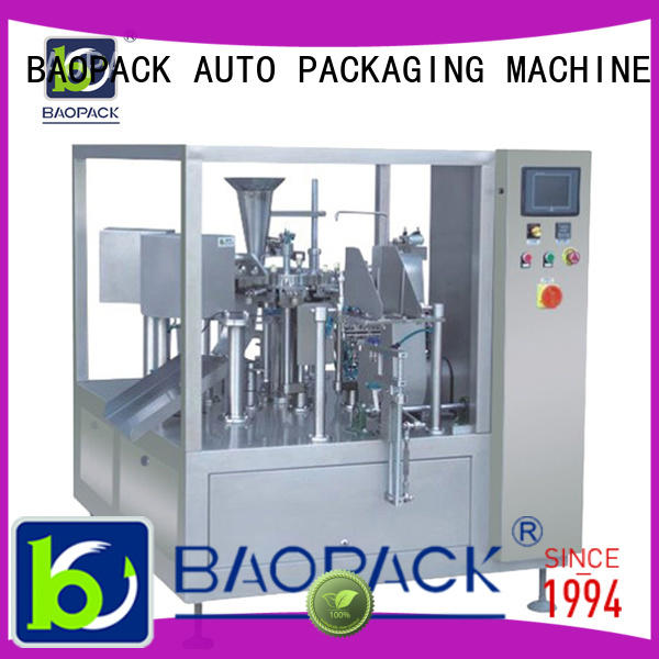 multifunction pouch packing machine price vegetables sachet BAOPACK Brand