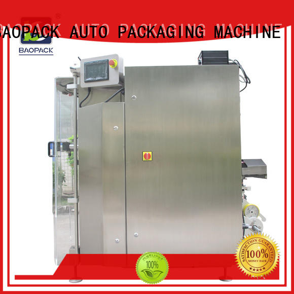 automatic packing machine design for industry BAOPACK