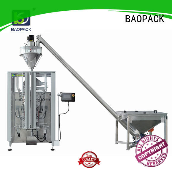 volumetric auger filling machine quadro directly sale for commercial