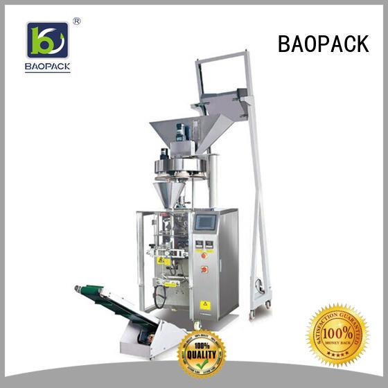 special economic powder BAOPACK Brand volumetric filler factory