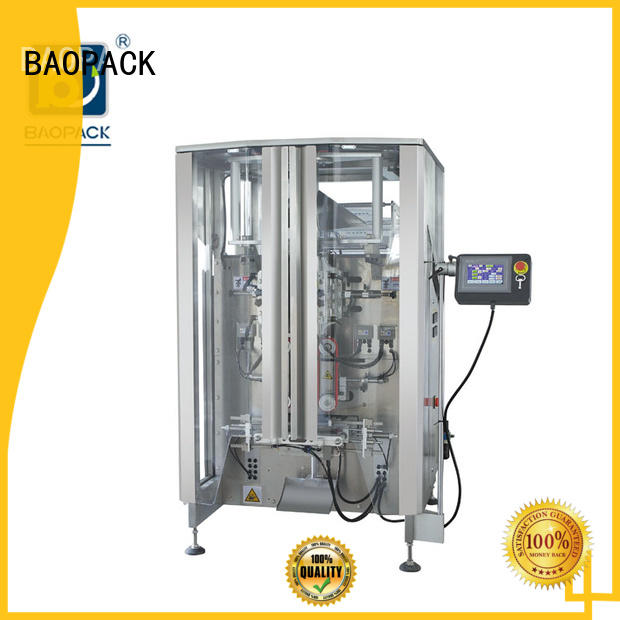 vffs pillow bag packaging machine baopack factory for industry