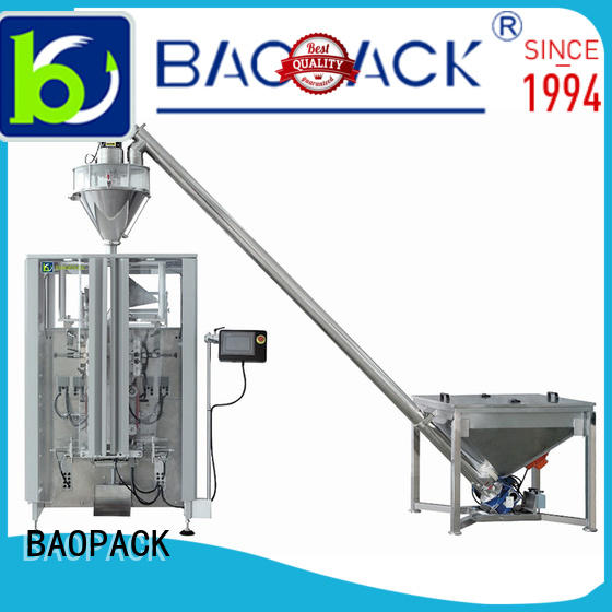 BAOPACK small form fill seal machine manufacturers manufacturer for plant