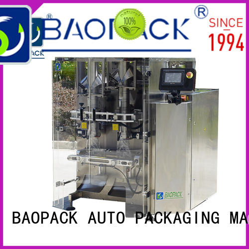 BAOPACK chicken automatic pouch packing machine supplier for commercial