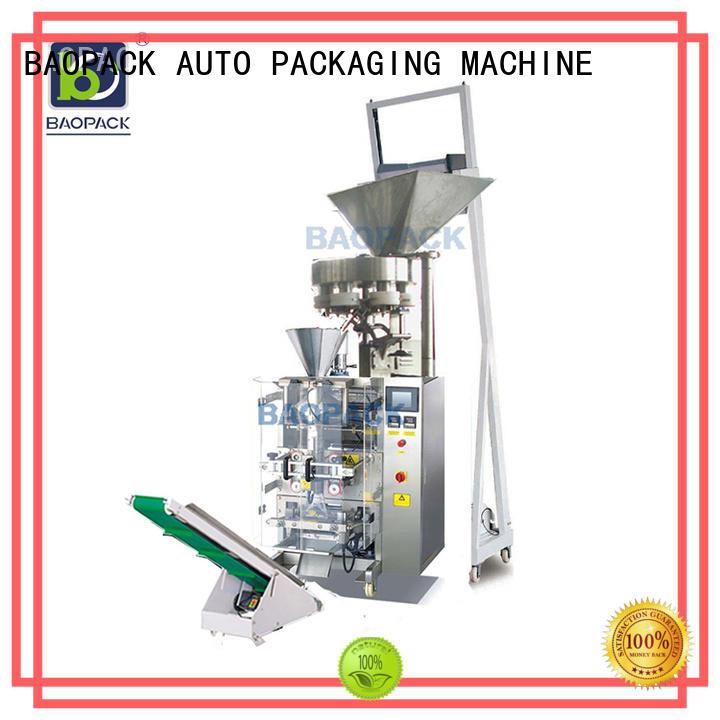 BAOPACK quadro volumetric cup filler machine inquire now for plant