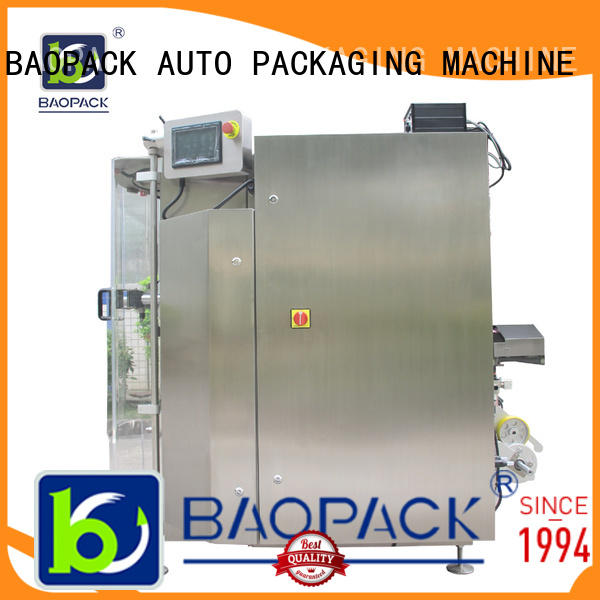 BAOPACK vertical auto packing machine personalized for commercial