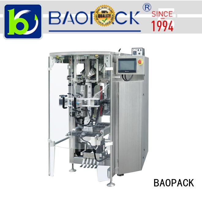 vertical sugar packing machine price supplier BAOPACK