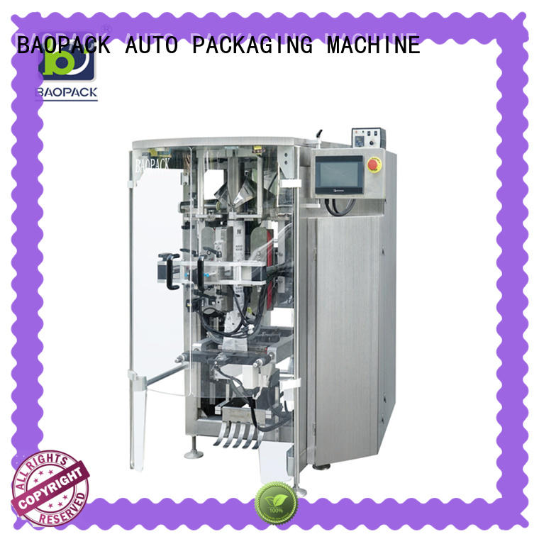 BAOPACK small auto packaging machine wholesale for plant