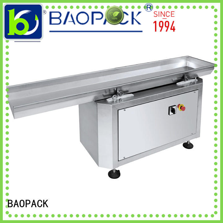 packaging equipment solutions fragile for industry BAOPACK