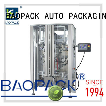 multifunction gusset bag packing automatic bags BAOPACK Brand