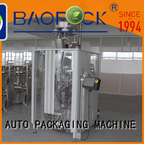 economic gusset BAOPACK Brand volumetric filler factory