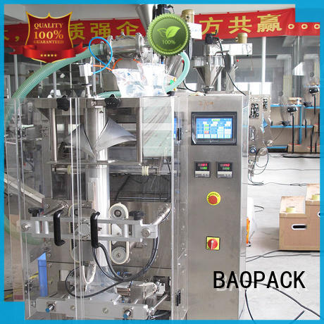 BAOPACK baopack liquid filling and sealing machine wholesale for industry