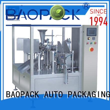 Hot packing machine strawberry BAOPACK Brand