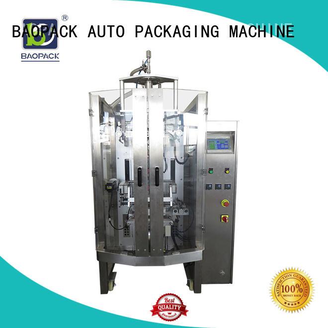 baopack pillow servo liquid packaging BAOPACK manufacture