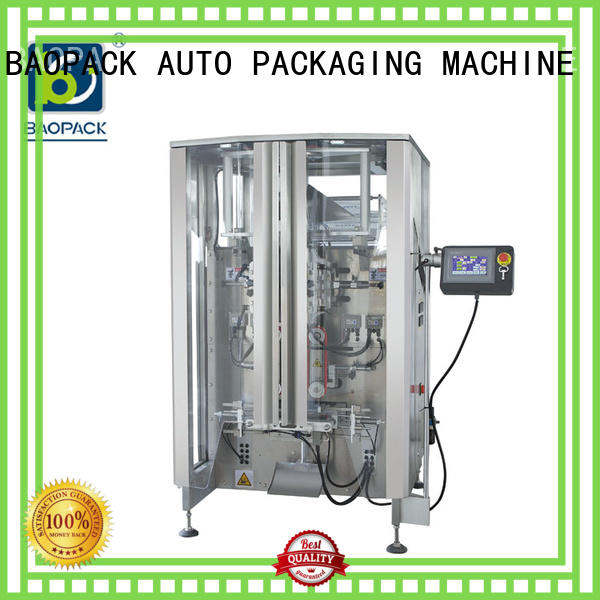 BAOPACK multifunction air bag packaging machine design for commercial