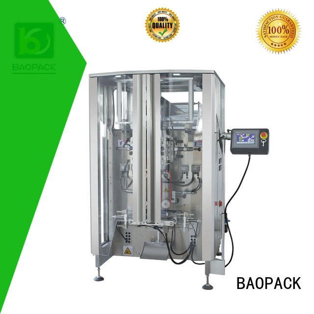 automatic air bag packaging machine baopack design for plant