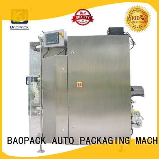 meat seeds snacks chicken packing machine BAOPACK
