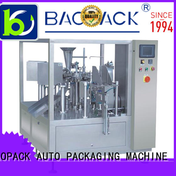 packaging baopack chips pouch packing machine price BAOPACK manufacture