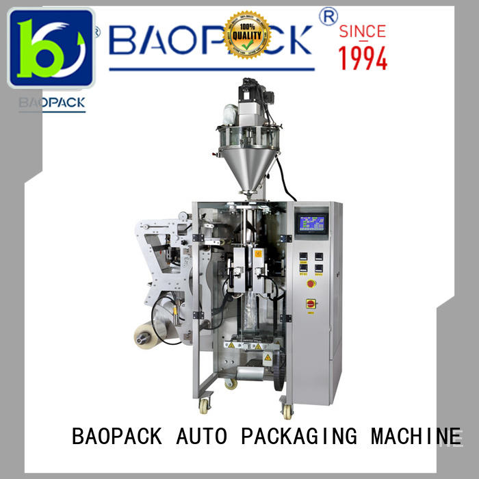 BAOPACK motor dry powder filling machine factory