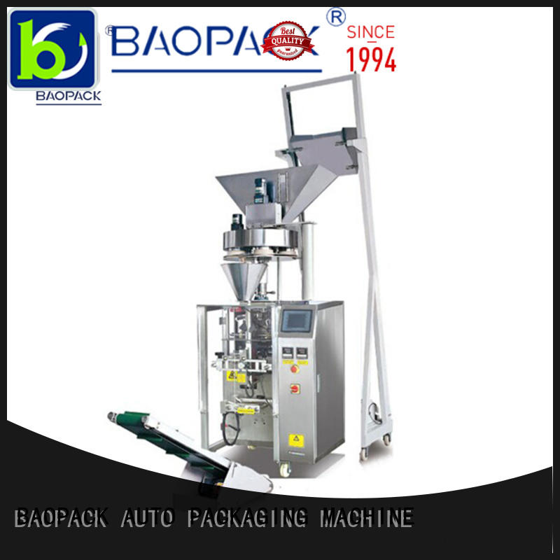 Quality BAOPACK Brand volumetric filler small special