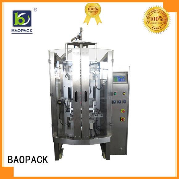BAOPACK automatic liquid filling machine manufacturer for plant