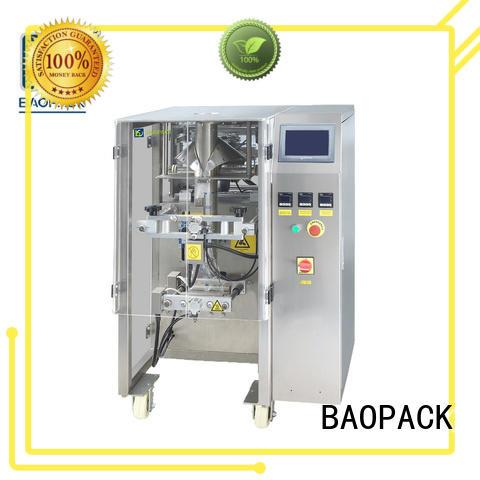 pouch packing machine price balls BAOPACK Brand packing machine