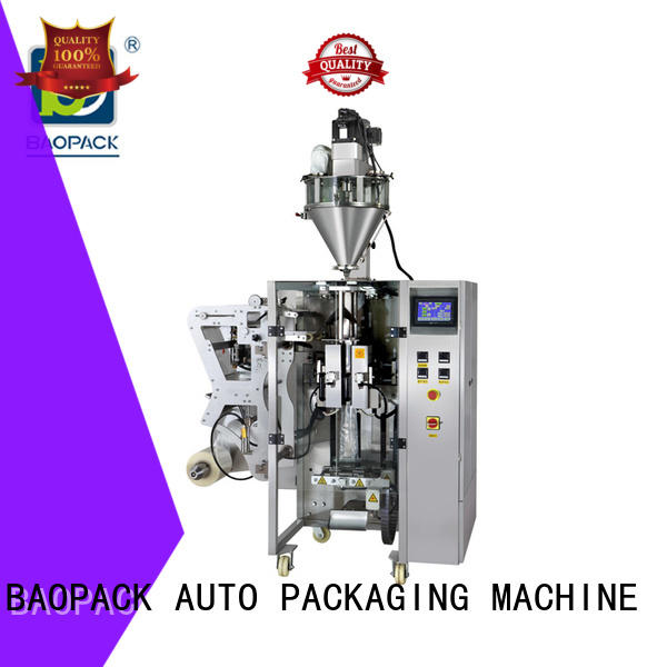 BAOPACK small powder packing machine series for commercial