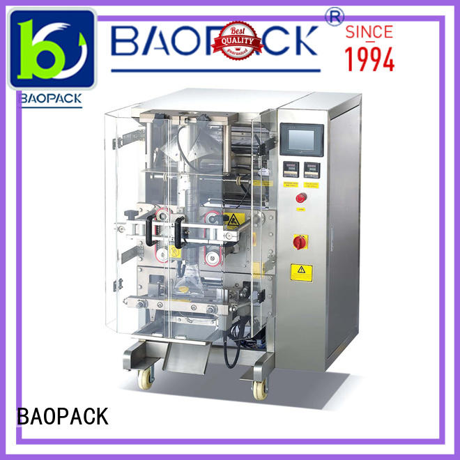 vertical automatic pouch packing machine automatic wholesale for plant