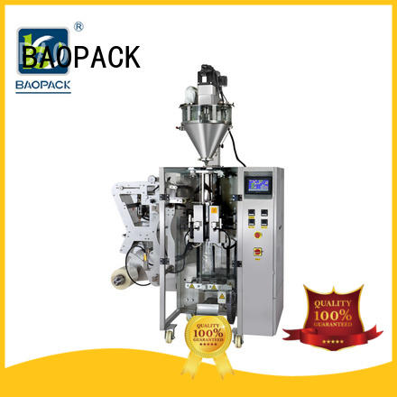 BAOPACK automatic vertical form fill and seal manufacturer for commercial