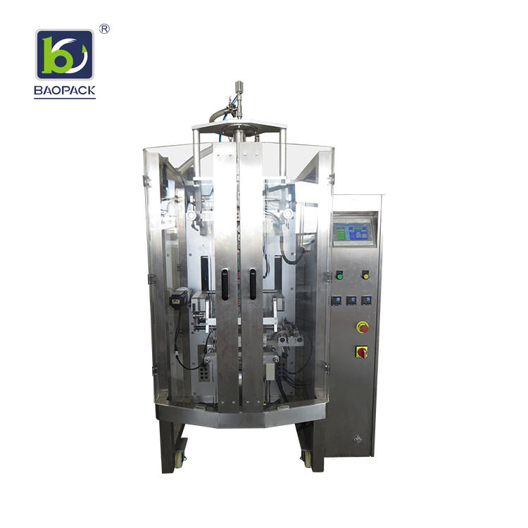 BAOPACK-Professional Liquid Sachet Packing Machine Water Sause Packing