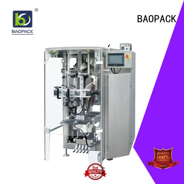 BAOPACK automatic auto packaging machine factory price for commercial
