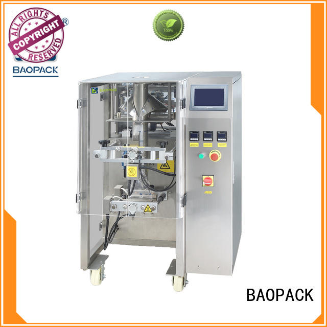 BAOPACK vertical bagging machine suppliers wholesale for commercial