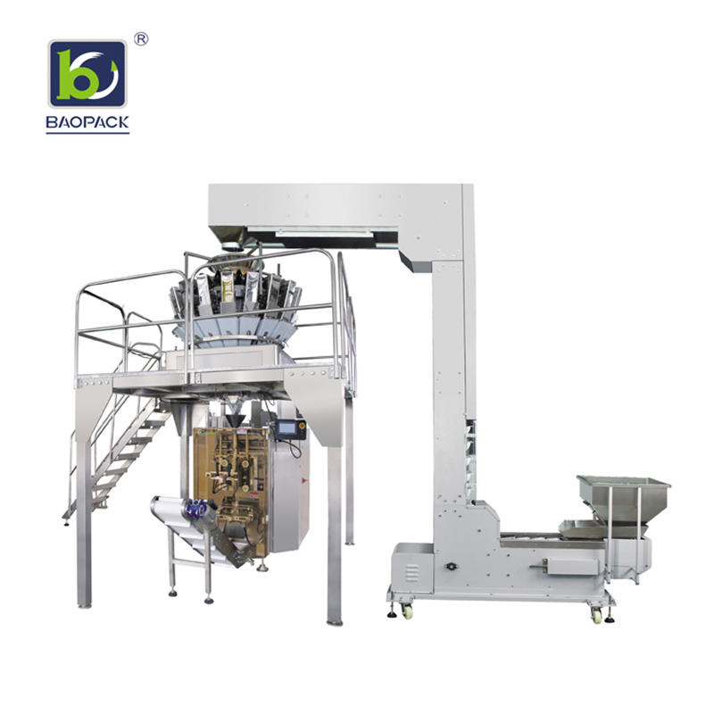 BAOPACK small auto packaging machine wholesale for plant-1