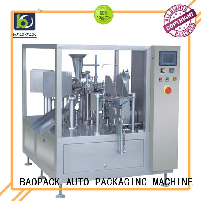packing machine crisps for commercial BAOPACK