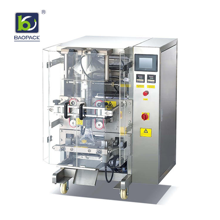 BAOPACK multifunction liquid filling sealing machine supplier for plant-2