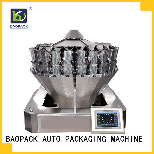multihead multihead weigher packing machine biscuits supplier for sugar