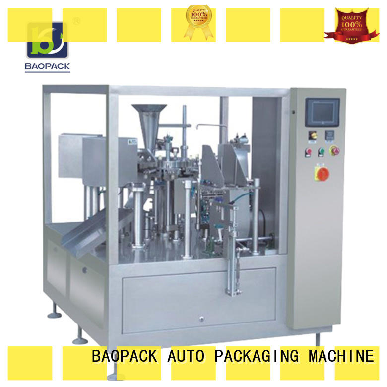 BAOPACK seal auto packing machine personalized for plant