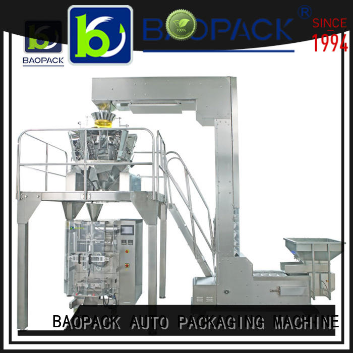 Hot automatic weighing and packing machine weigher BAOPACK Brand